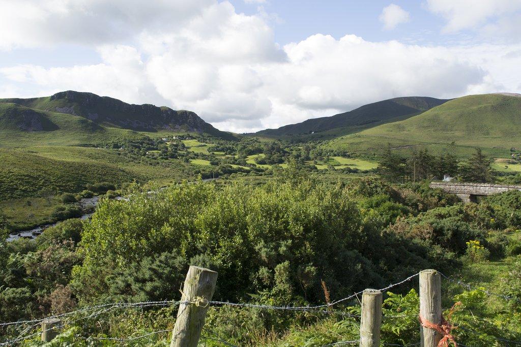 Glenbeigh countryside