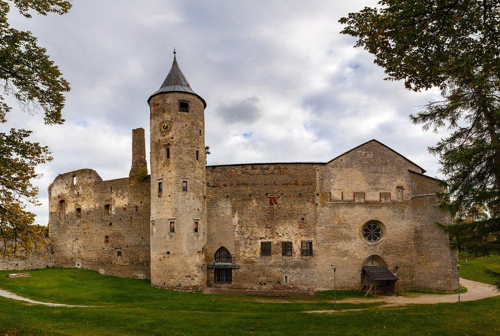 Ruins of Haapsalu Castle