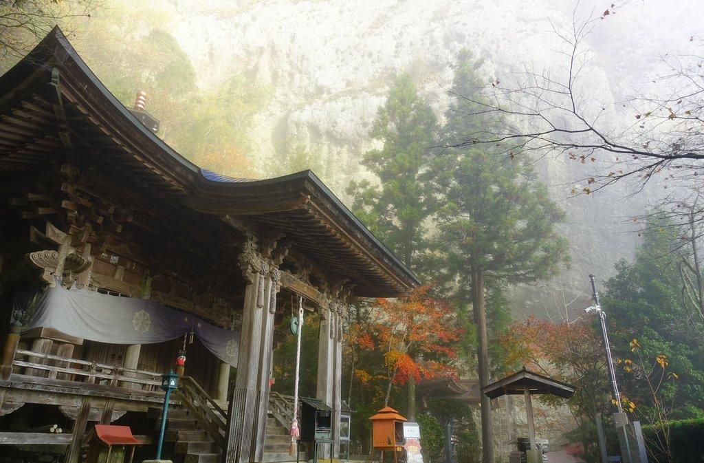 Temple 45, Iwaya-ji, Photo Courtesy of Shutterstock/Benedikt Bogner