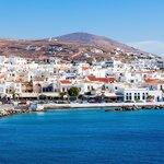 Views of Tinos Island