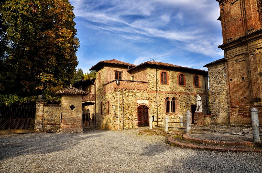 Medieval Village of Grazzano Visconti
