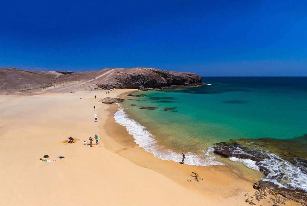 Bid farewell to Tenerife's picture-perfect beaches.