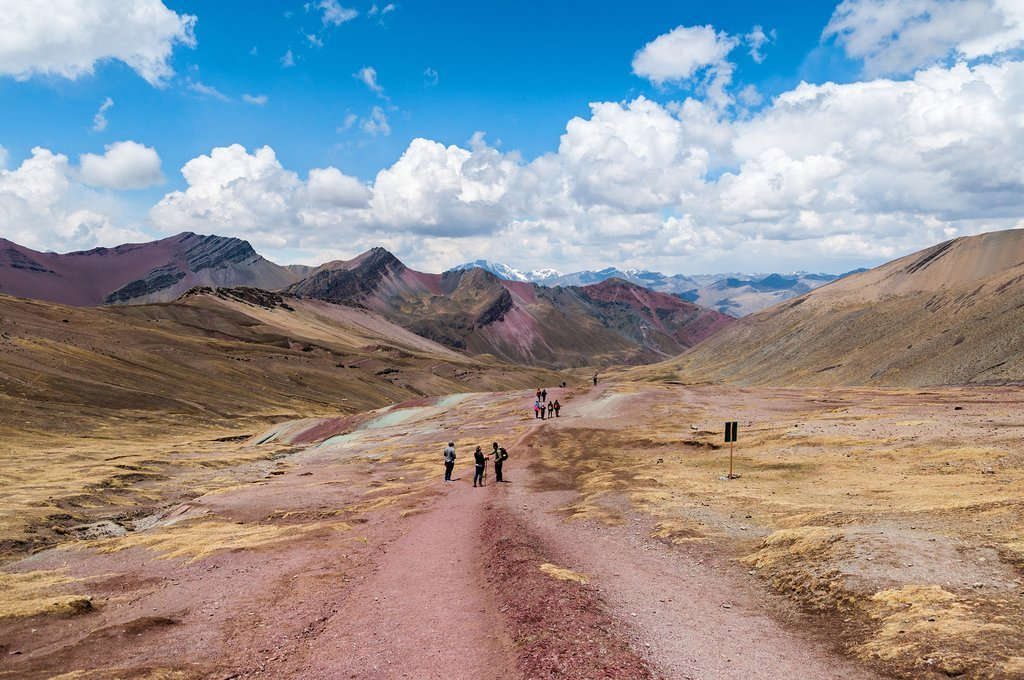 How to Get from Cusco to Rainbow Mountain