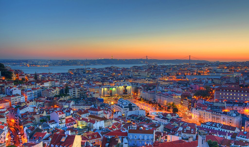 Unforgettable views of Lisbon