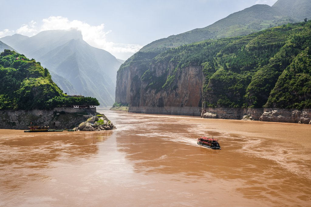 Cruising the Yangtze River