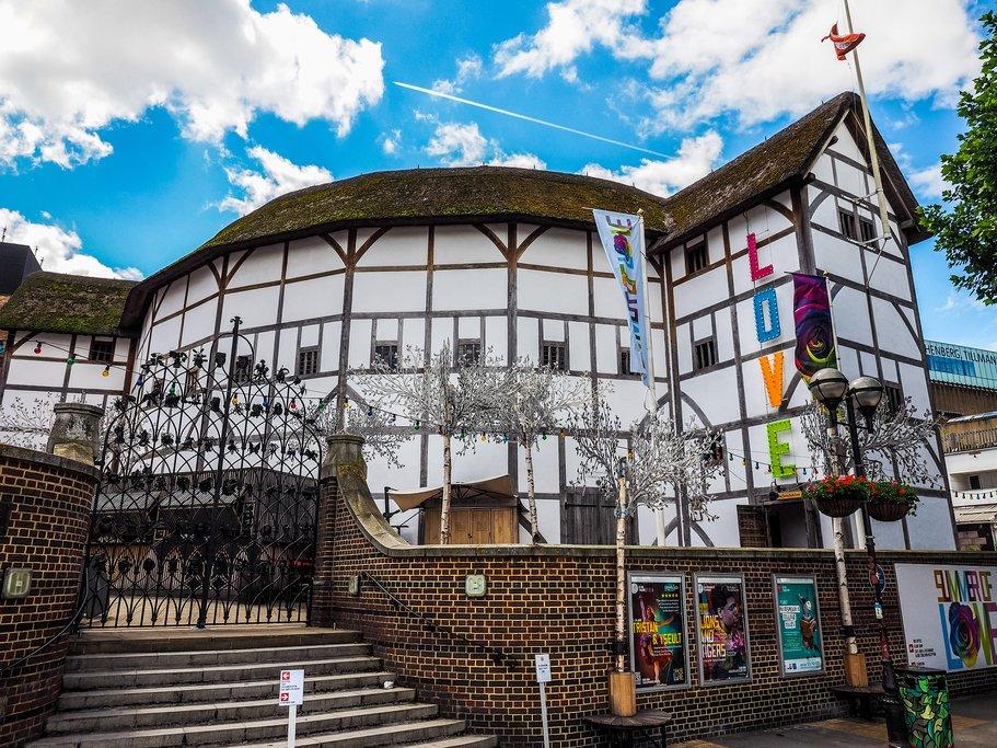 Globe Theater - London, England, UK