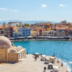 A Free Evening in Chania