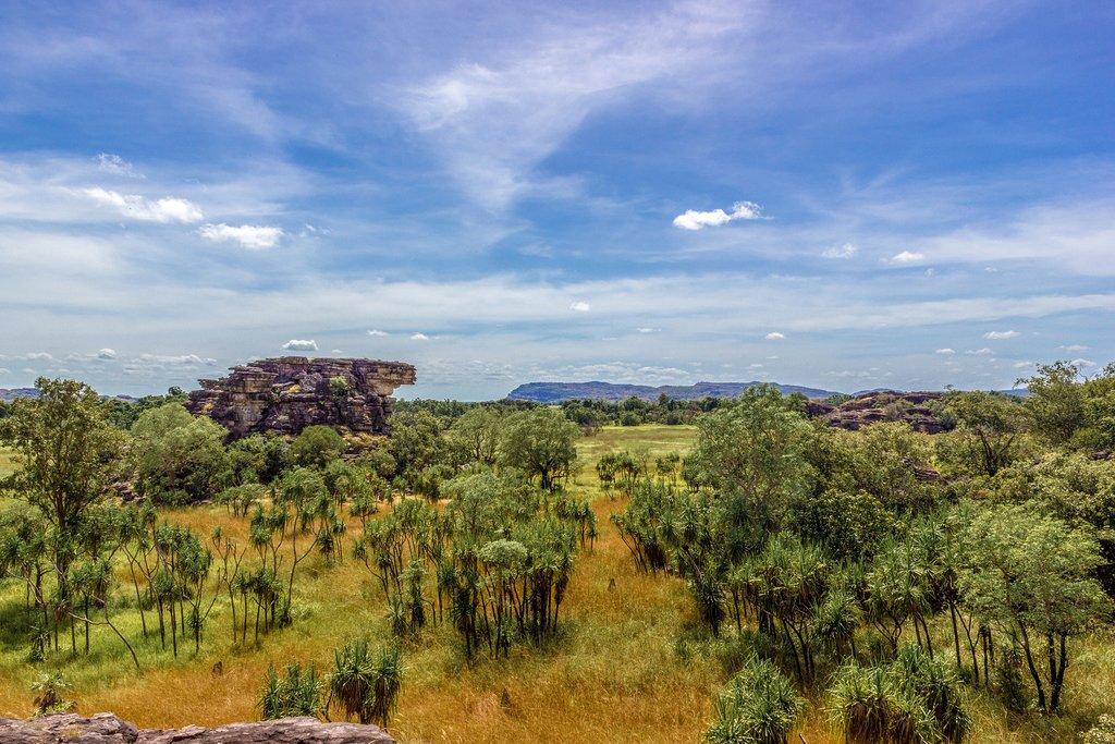 Australia - NT - Ubirr - Nadab Lookout