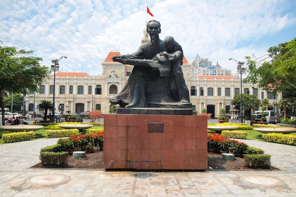 Tour Ho Chi Minh City