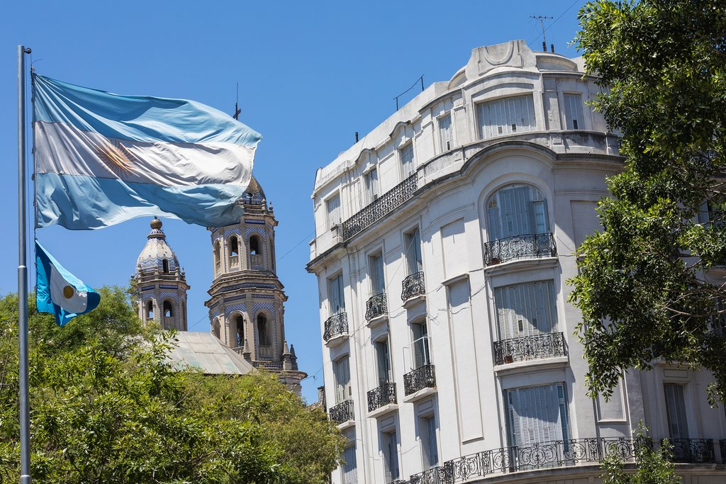Back in Buenos Aires