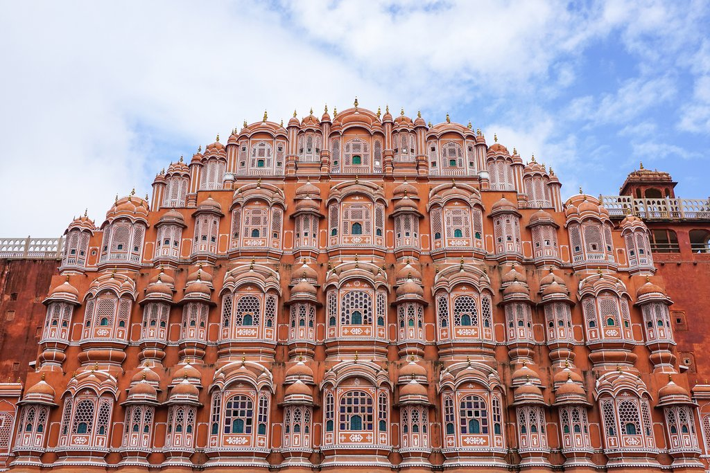 Palace of the Winds Jaipur