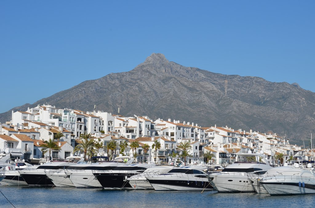 The yachts, the rich & famous, the sports cars - Marbella & Puerto Banus is great for people watching!