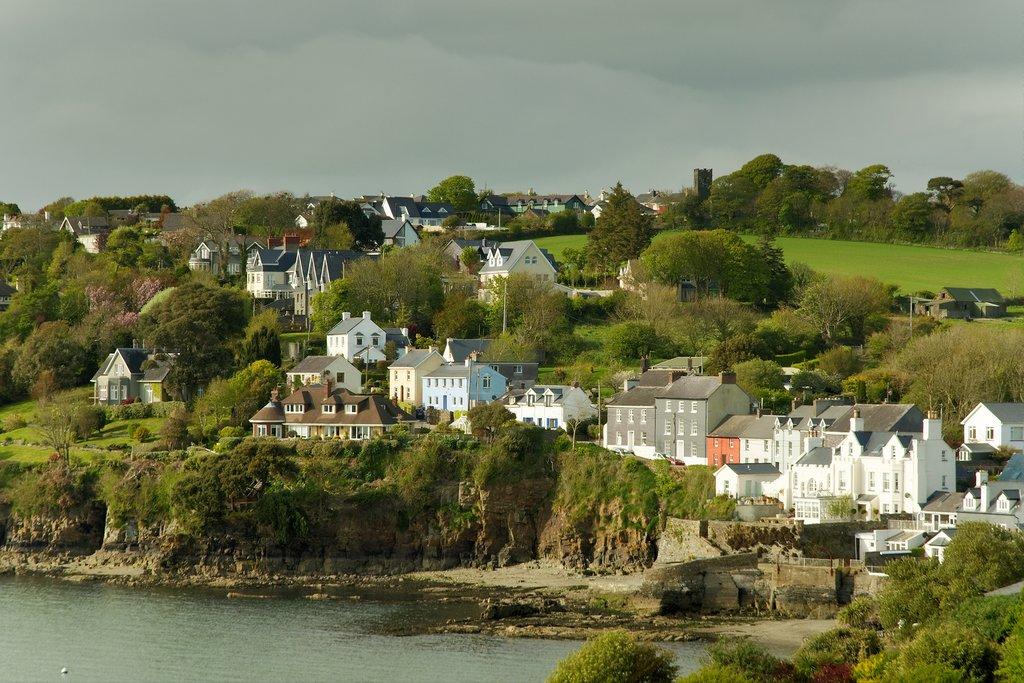 Seaside houses in Killarney