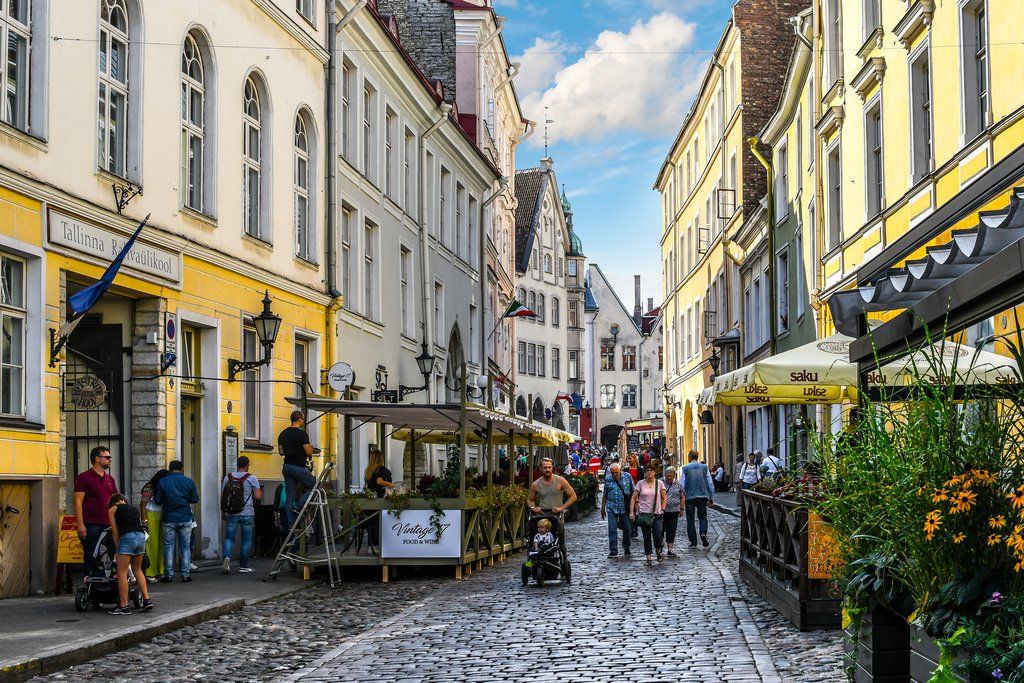 The Streets of Estonia
