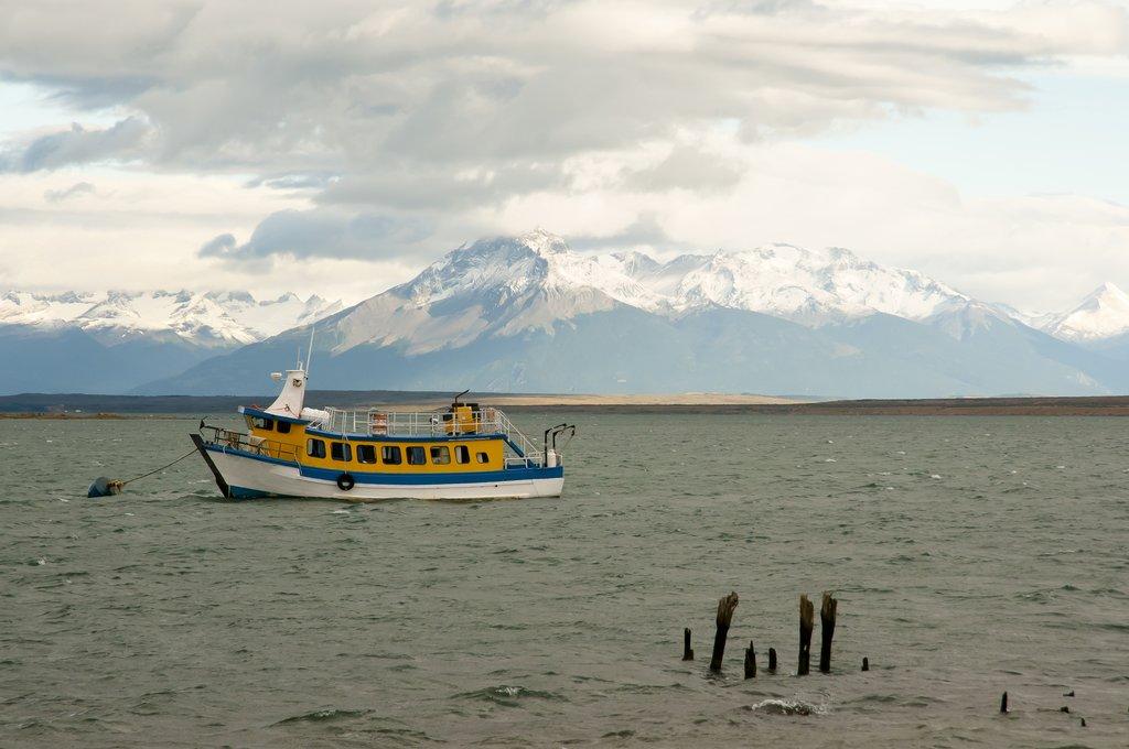 Channel of Last Hope in Puerto Natales