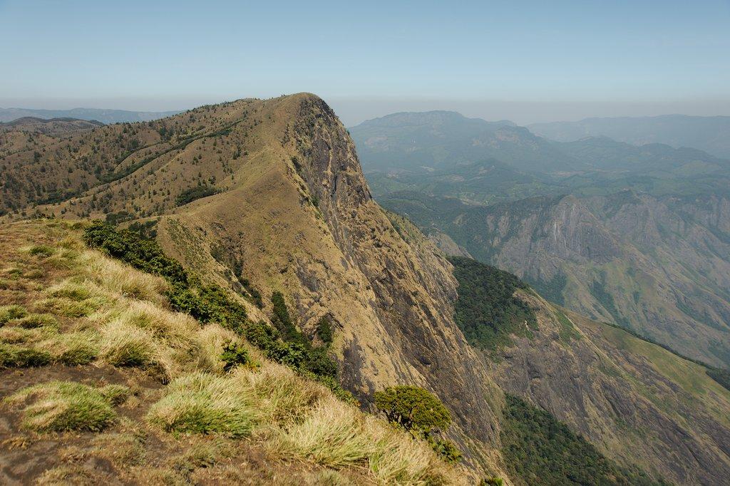 Meesapulimala Peak