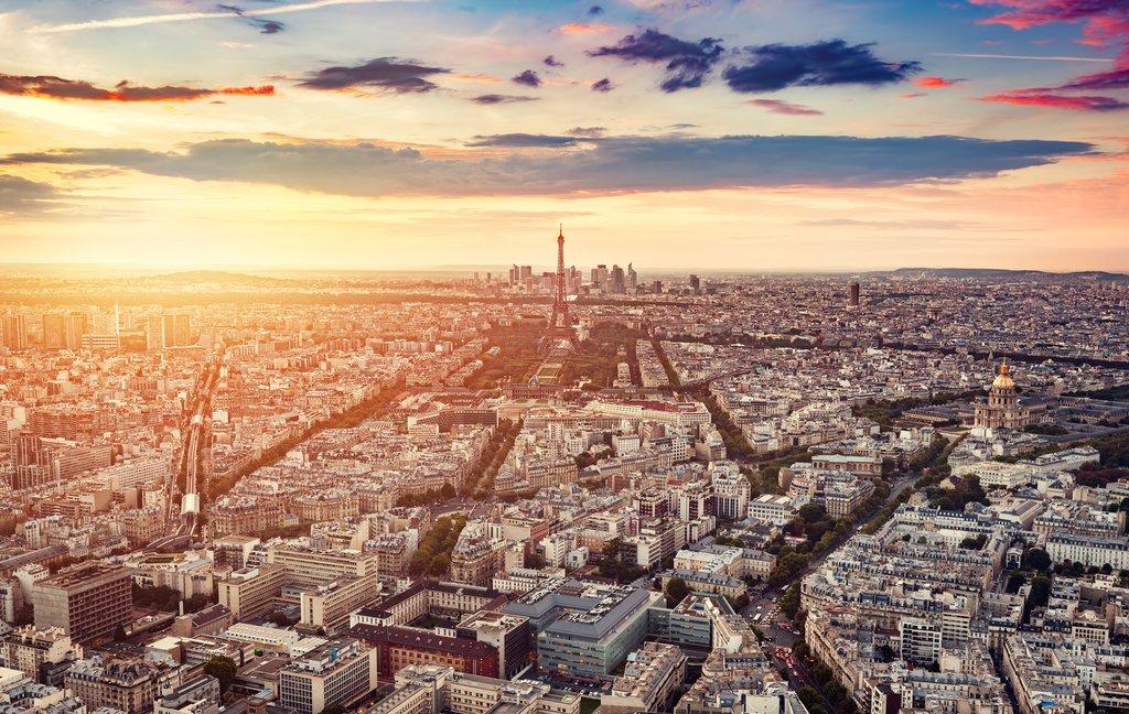 Goodbye, Paris!
