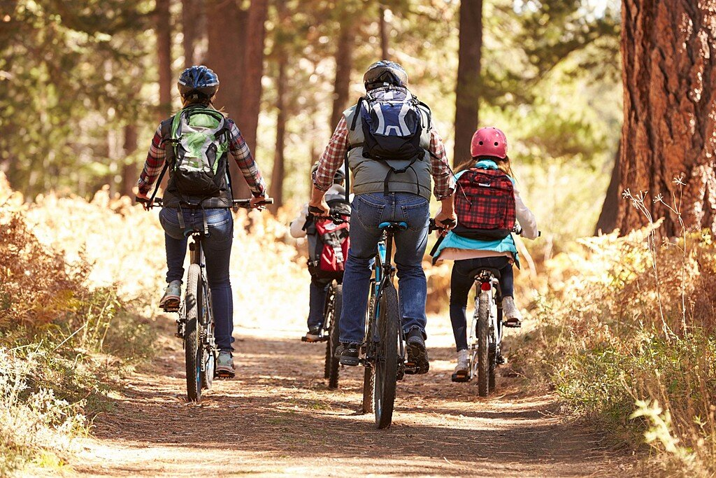 Hit the trail with your family