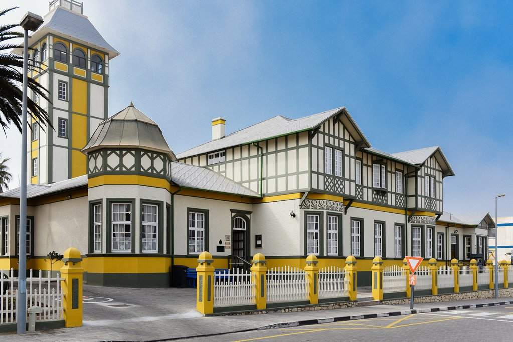 German colonial architecture of Swakopmund