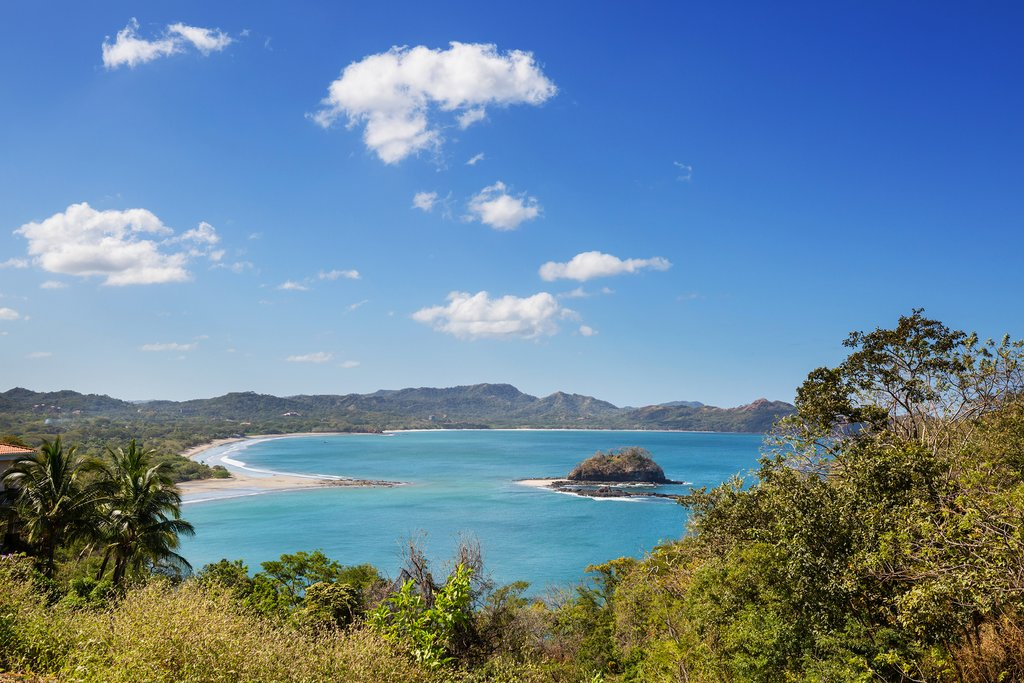 There's no shortage of stunning beaches in Guanacaste