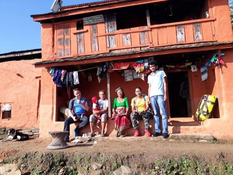 Homestay at Hattibang