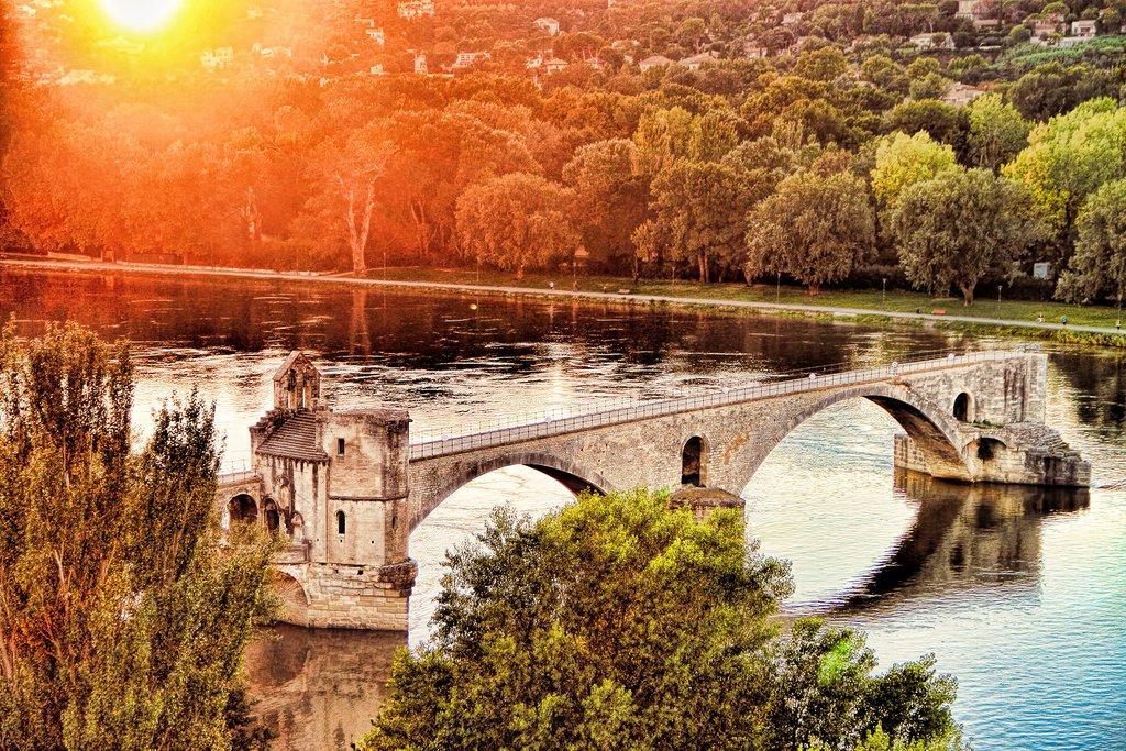 Explore more of Avignon before departure
