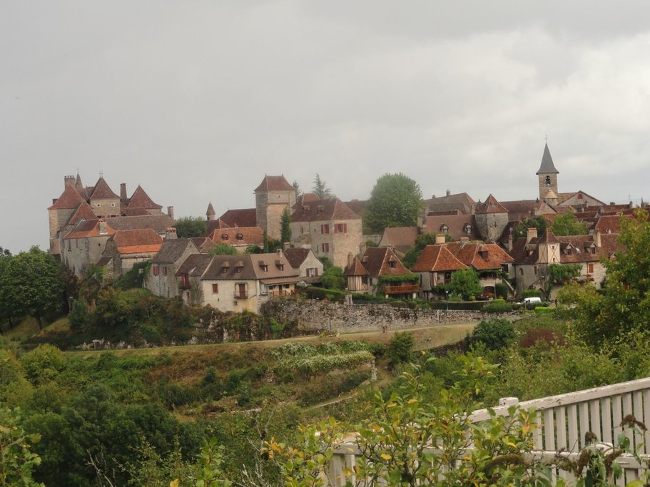 Dordogne's countryside