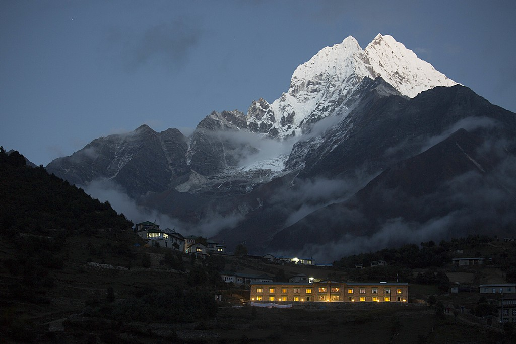 Yeti Mountain Home, Namche