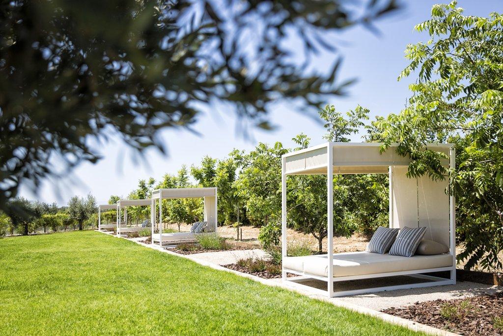 Quinta dos Perfumes garden