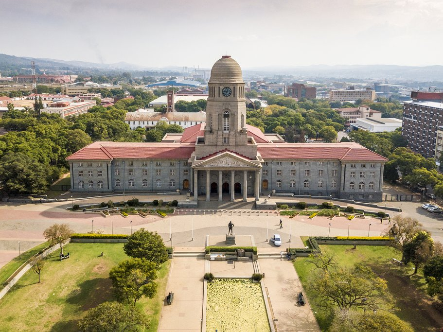 City Hall in Pretoria