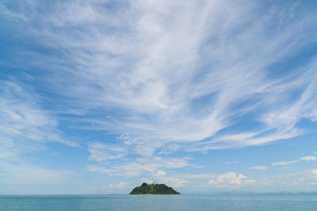 An island in the Myeik Archipelago