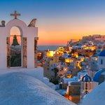 Oia Walking Tour on Santorini