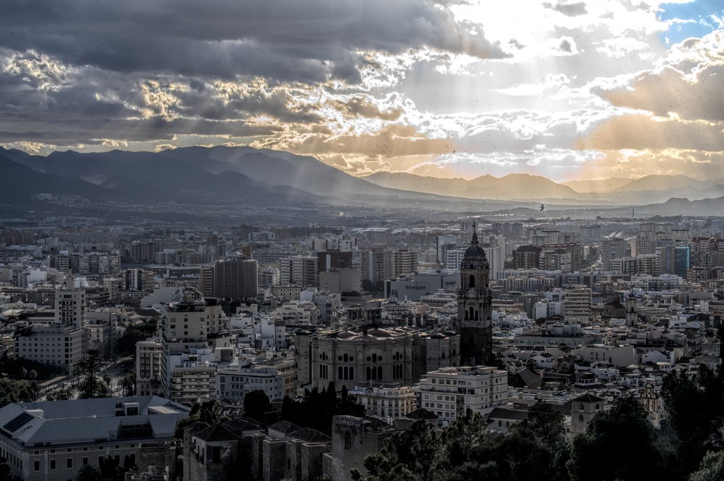Malaga - a 'happening' city with loads of great museums, beaches, food and secrets to explore!