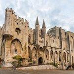 Avignon & the Pope's Palace Walking Tour
