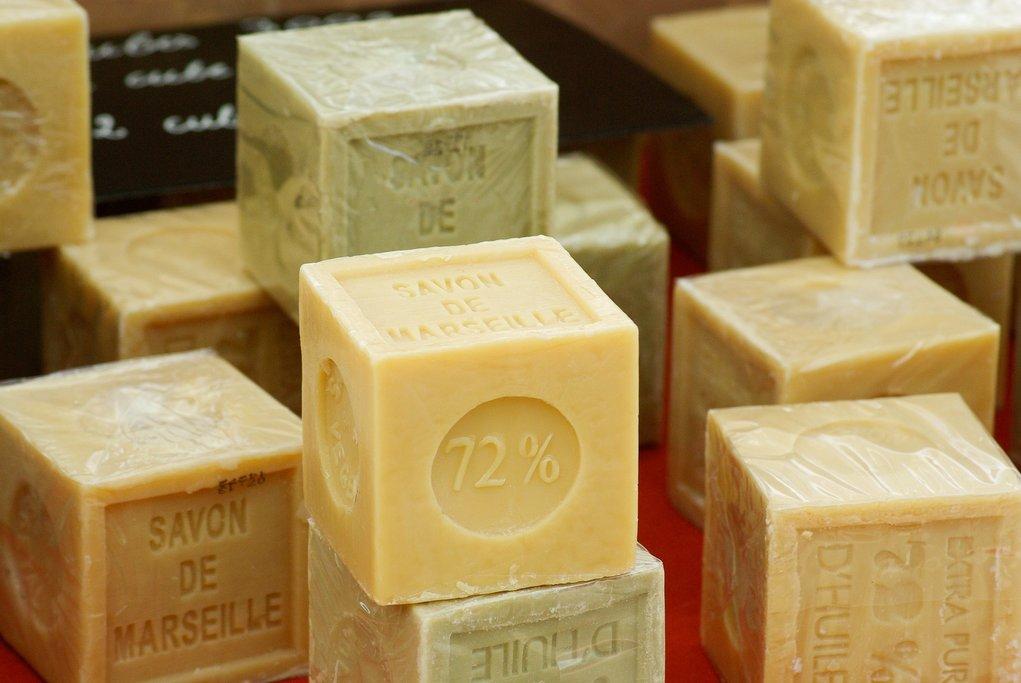 Provençal soaps