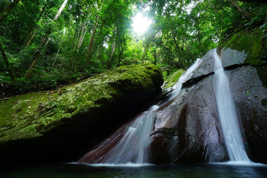 Poring Hot Spring at Kinabalu National Park