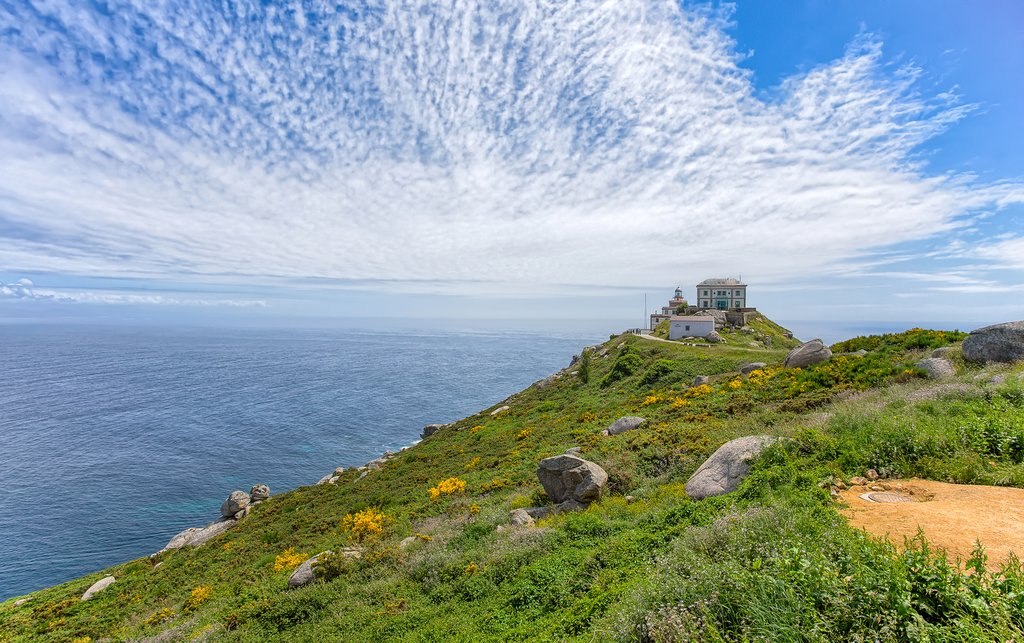 Cape Finisterre, the