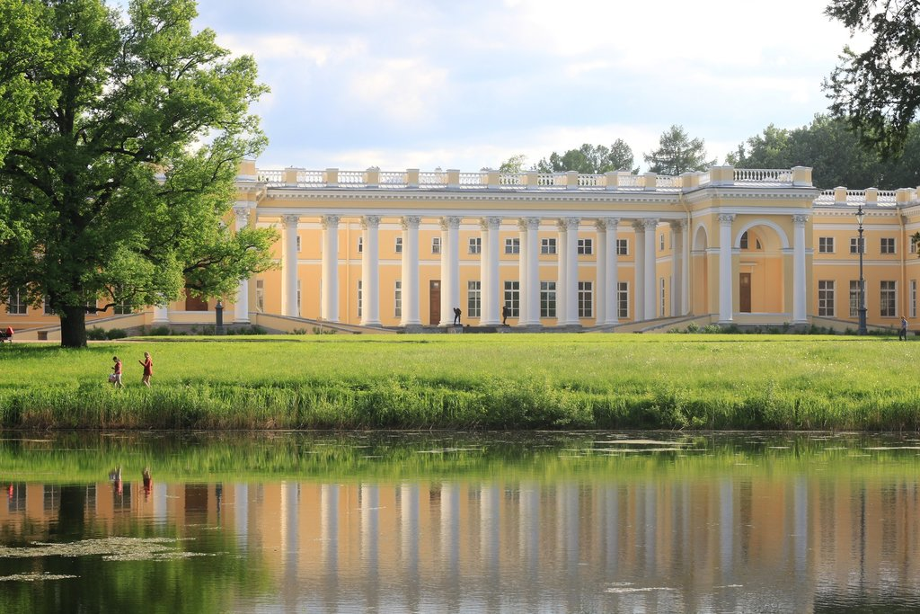 Alexander's Palace