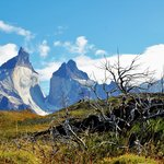 The Pudeto section of Torres del Paine
