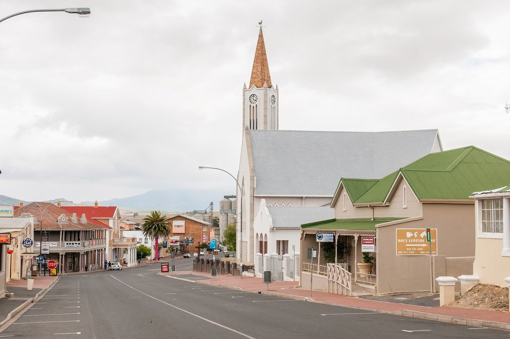 A quiet street in Caledon