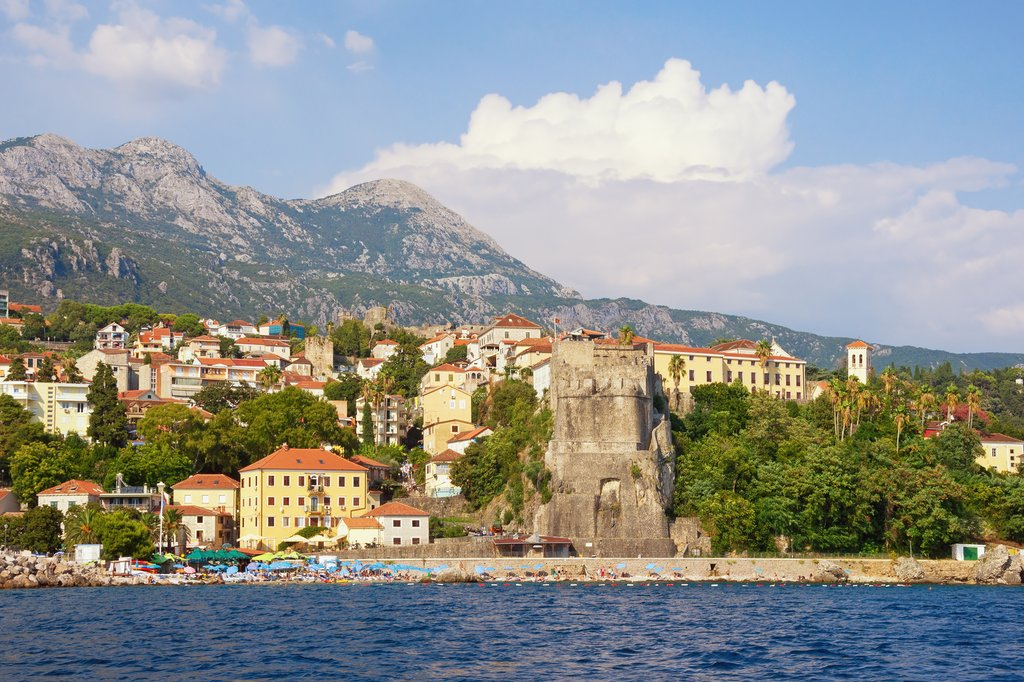 Views of Herceg Novi
