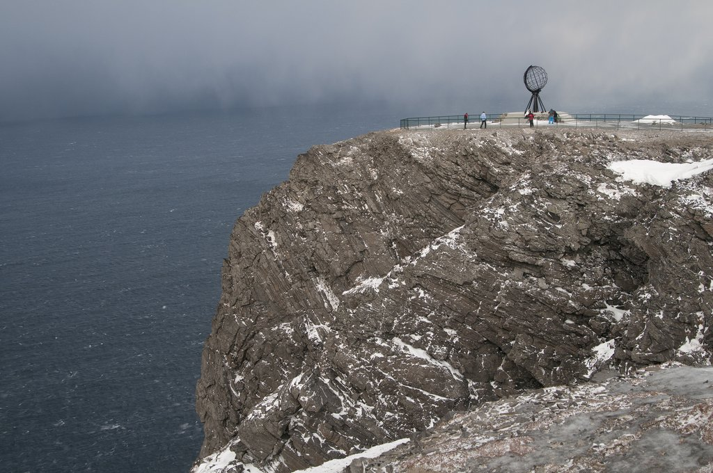 North Cape is said to be the northernmost point in Europe