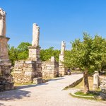 The ancient Agora of Athens