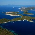 Sea Kayaking the Pakleni Islands