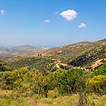 The Naxos landscape
