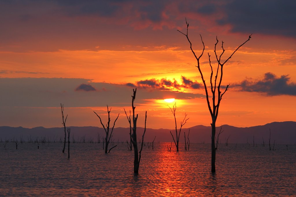 Famous Kariba Sunset