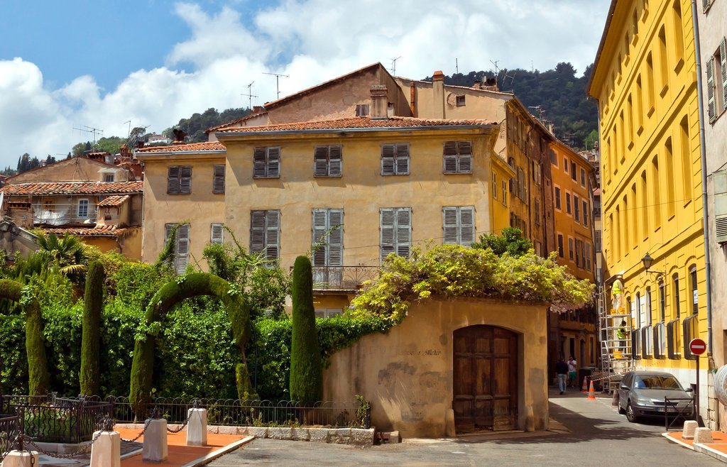 Architecture in Grasse