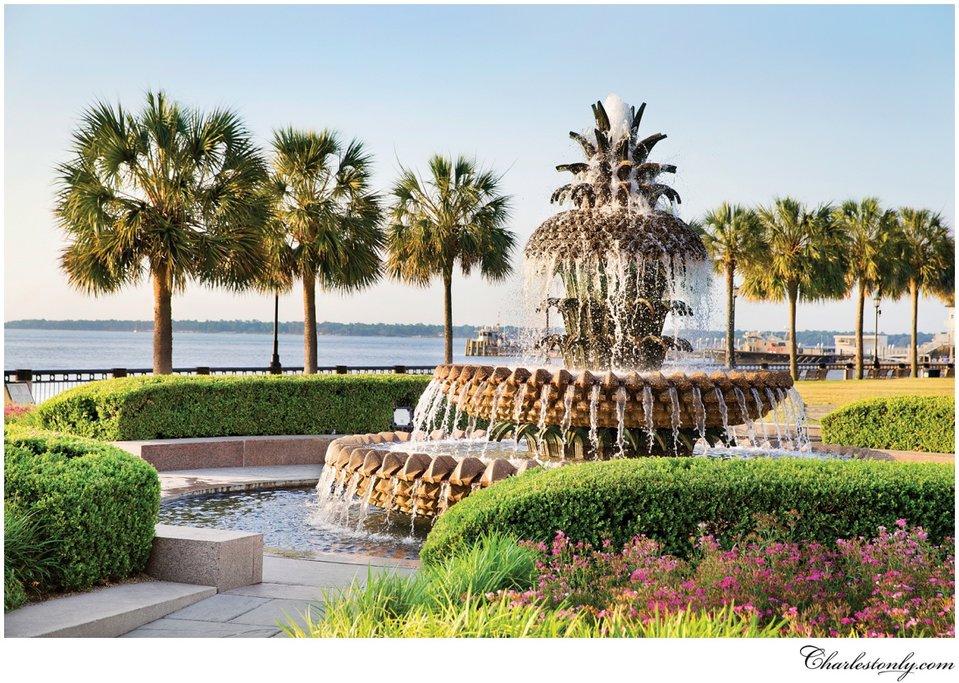 Waterfront Park, courtesy of Explore Charleston