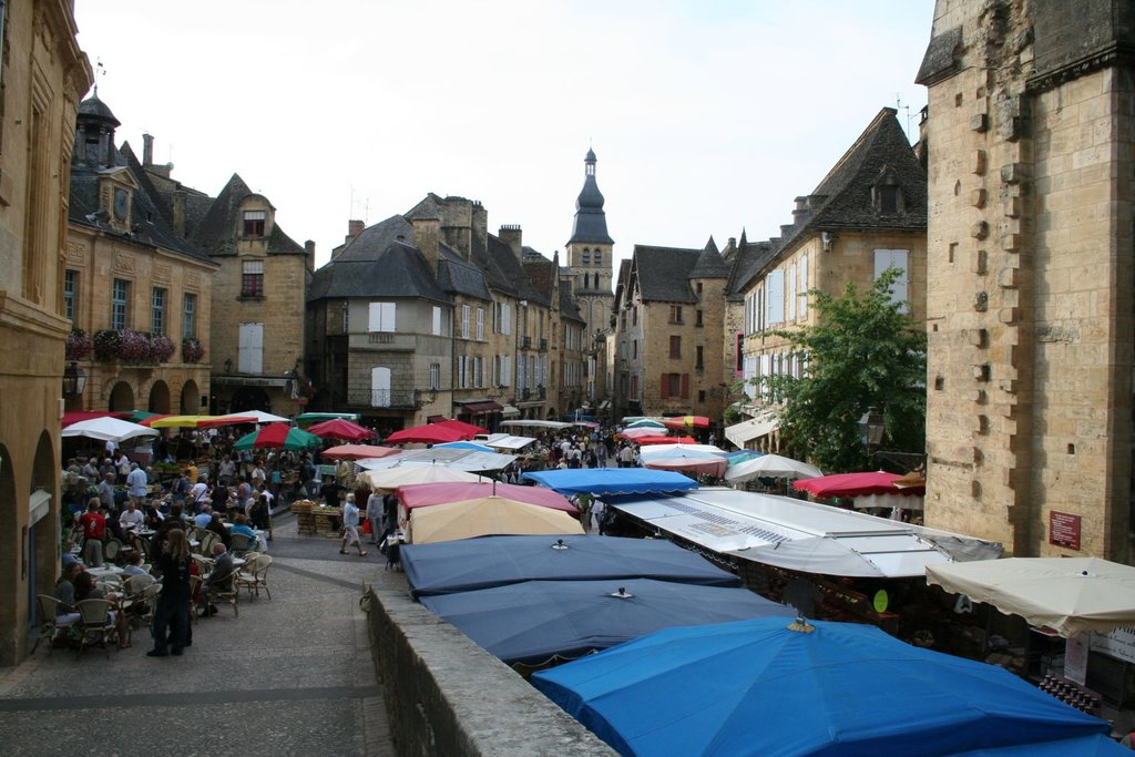 Say goodbye to the Dordogne