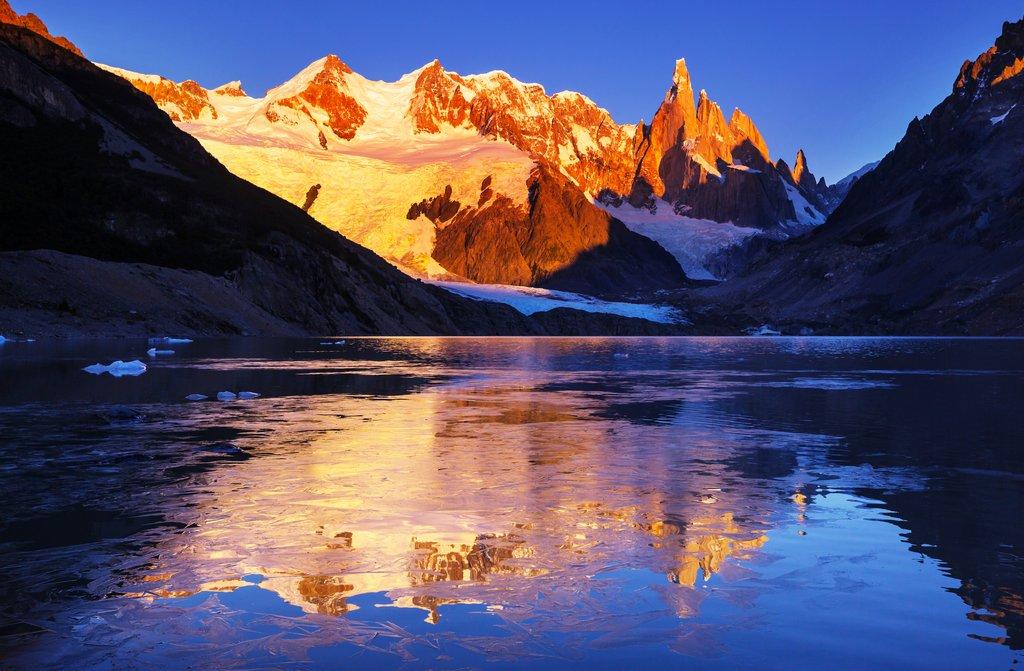 Argentine Patagonia (Cerro Torre)